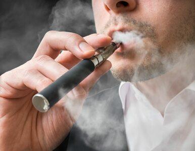 Czy łatwiej zerwać ze smakowymi e-papierosami?