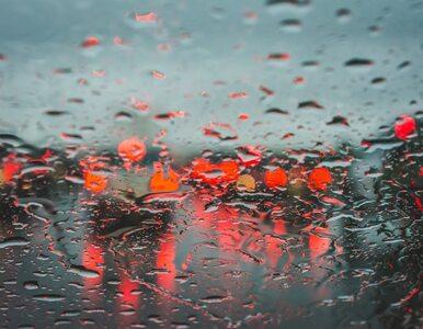 Prognoza pogody. Sobota pochmurna i deszczowa
