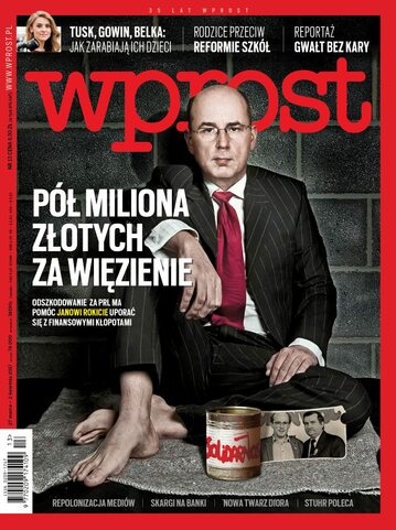 Okładka tygodnika Wprost nr 13/2017 (1780)