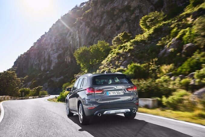 Nowe BMW X1