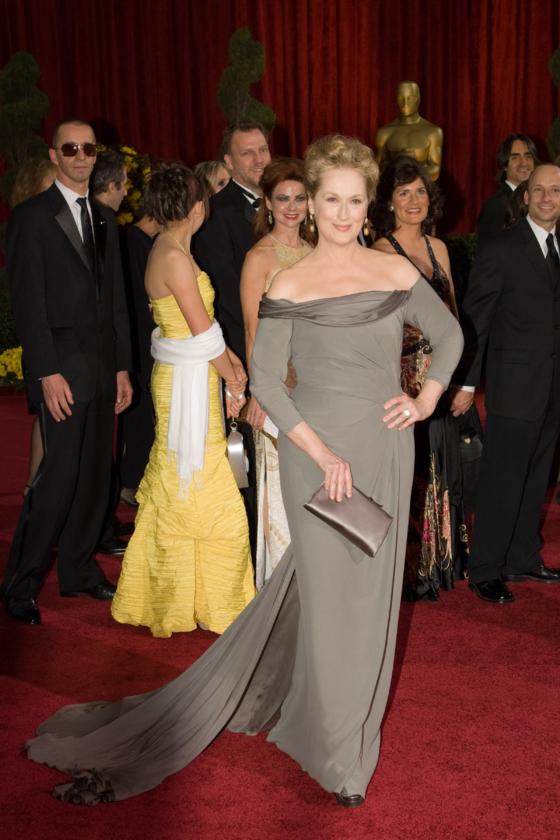 Meryl Streep podczas 81. ceremonii rozdania Oscarów w 2009 roku