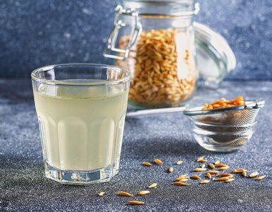 Woda owsiana: niweluje uczucie głodu i ma mnóstwo witamin