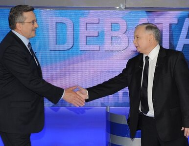 Debata prezydencka, czy parlamentarna?
