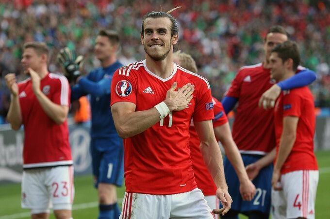 Reprezentacja Walii, Gareth Bale