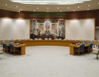Chiny tłumaczą się z głosowania w Radzie Bezpieczeństwa