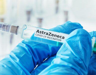 """""""WSJ"""": AstraZeneca oraz Johnson pracują nad modyfikacją szczepionek...."""
