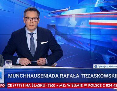 """""""A teraz Trzaskowski i jego popis"""". """"Wiadomości"""" TVP uderzają polityka..."""