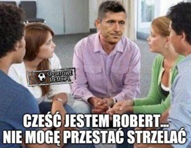 Popis Lewandowskiego, męki Realu. Zobacz memy z Ligi Mistrzów!