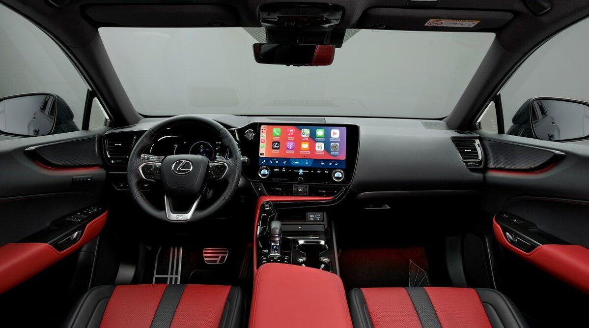 Nowy Lexus NX