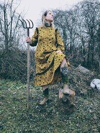 #TargetDressChallenge - zdjęcia w dziwnych sukienkach