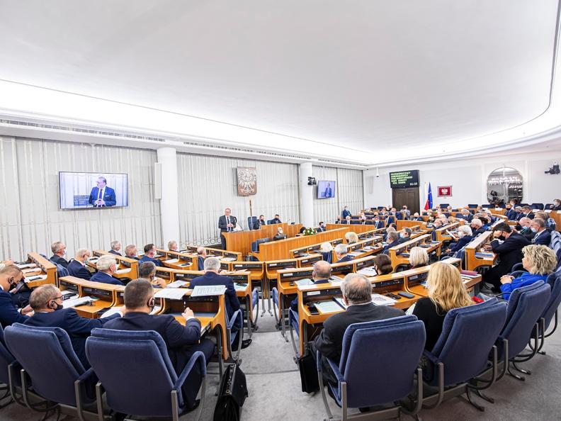 Powstanie zapora na granicy polsko-białoruskiej. Senat przegłosował ustawę