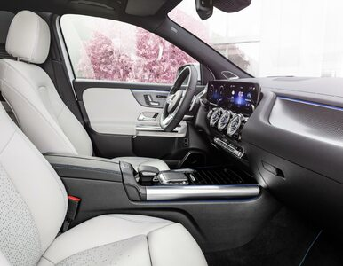 Najmniejszy elektryk Mercedesa już w salonach. Cena nie powala
