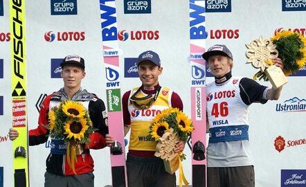 Letnie Grand Prix w Wiśle
