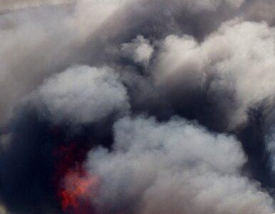 Pożar w Krakowie. Bezdomni zaprószyli ogień?