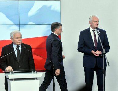 """Kulisy konfliktu w rządzie. """"Kaczyński pogonił Ziobrę do pracy, Gowin na..."""