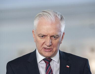 """Gowin ostrzega przed lex TVN. Mówi o """"liście restrykcji wobec Polski"""""""