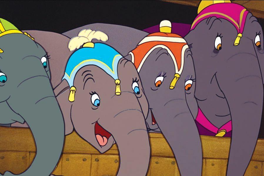 W jaki sposób słonik Dumbo mógł latać?