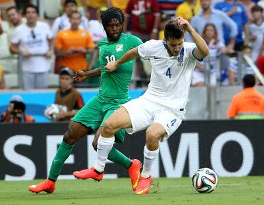 MŚ 2014: Karny w ostatnich sekundach. Historyczny awans Grecji