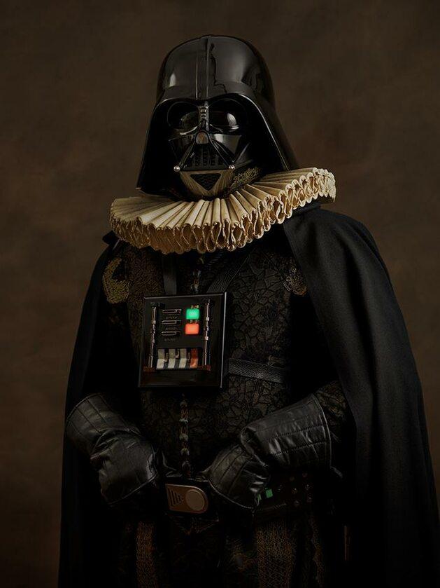 Lord Vader, Fot. Sacha Goldberger / Facebook