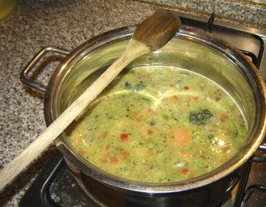Polacy światowymi rekordzistami... w jedzeniu zupy
