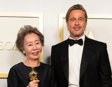 Brad Pitt skradł show na oscarowej gali. I przy okazji zaliczył wpadkę