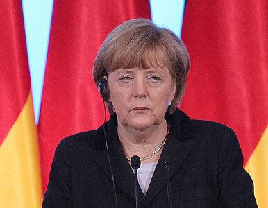 Merkel: Rosja powinna wywrzeć nacisk na separatystów. Mają respektować...