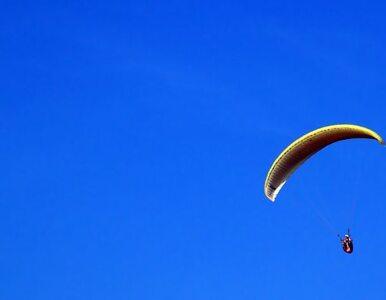 Paralotniarz rozbił się na zboczu Śnieżki. Nie żyje