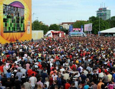 Gdańsk chce zmieścić w strefie kibica 40 tysięcy osób