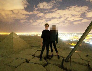 Para turystów weszła nago na Piramidę Cheopsa. Egipcjanie oburzeni