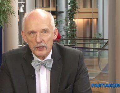 Korwin-Mikke: Jeżeli nie będzie publikacji wyroku TK, władzę powinno...