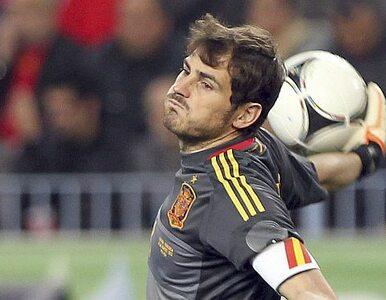 Casillas wyrównał rekord van der Sara