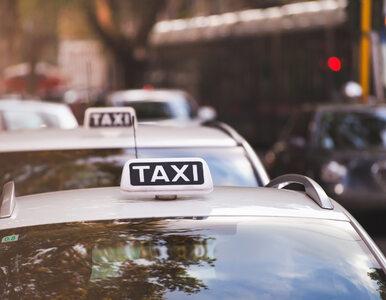 Brutalny atak na taksówkarza. 43-latek w rękach policji