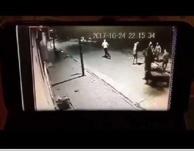 Kibic Górnika Zabrze został brutalnie pobity. Do sieci trafiło nagranie