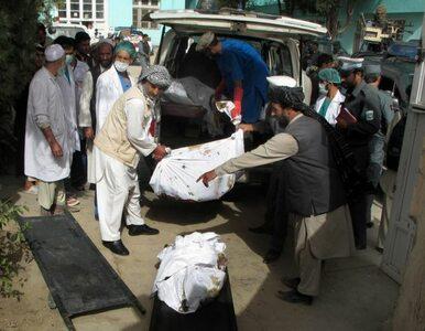 Afganistan: policjanci zastrzelili czterech żołnierzy ISAF