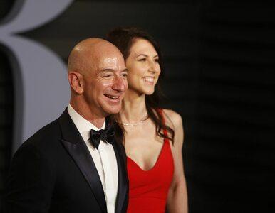 Po rozwodzie żona Jeffa Bezosa będzie jedną z najbogatszych kobiet na...