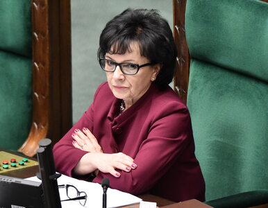 RMF: W opinii do TK Marszałek Witek poparła wniosek Marszałek Witek...