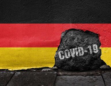 Polacy dołączyli do niemieckiego protestu przeciw obostrzeniom. Wzywali...