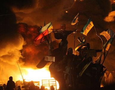 W Kijowie snajper strzela do milicjantów