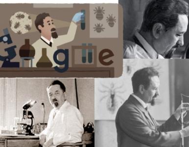 Google Doodle doceniło Polaka! Kim był Rudolf Weigl, którego postać...