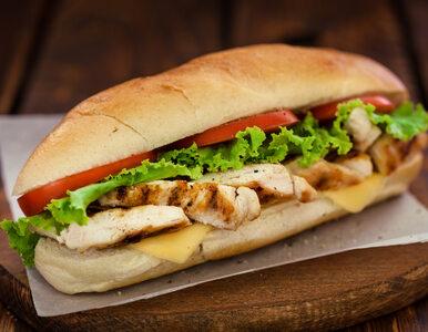Eksperci zbadali popularne kanapki. Subway wypadł najgorzej