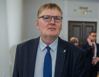 Senator Bonkowski wyrzucony z PiS. Informację potwierdziła rzeczniczka...