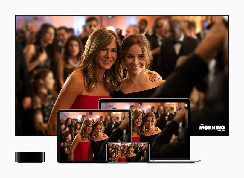 Usługa Apple TV