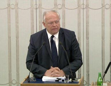 SN: Prezes Izby Karnej Stanisław Zabłocki przejdzie w stan spoczynku