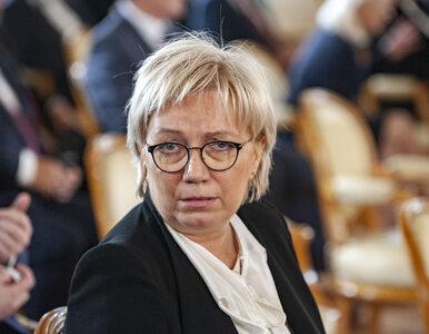 """Julia Przyłębska opisana jako """"polska kucharka"""" na Wikipedii. Skąd taki..."""