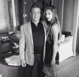 Piękna córka Sylvestra Stallone'a