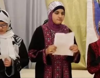 """Muzułmańskie dzieci w szokującym nagraniu. """"Zetniemy im głowy i..."""