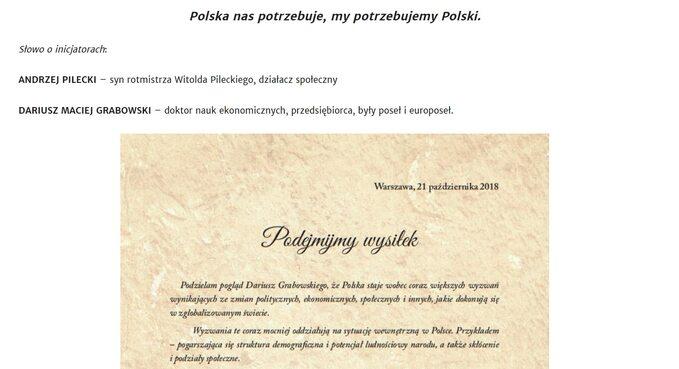 Zrzut ekranu zestrony pnp24.pl