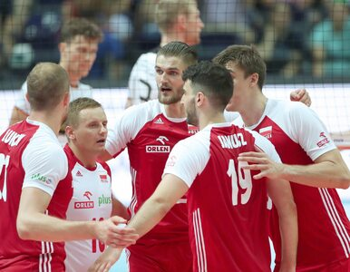 Polacy zagrają w finale Ligi Narodów! Pomogły porażki rywali