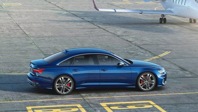 Nowe Audi S6/S6 Avant/S7 Sportback