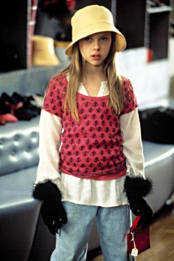 """Scarlett Johansson w filmie """"Randka na moście"""" (1996)"""